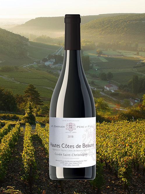 BOURGOGNE Hautes Côtes de Beaune - 2018