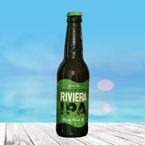 Bouteille 33cl Riviera Beer IPA