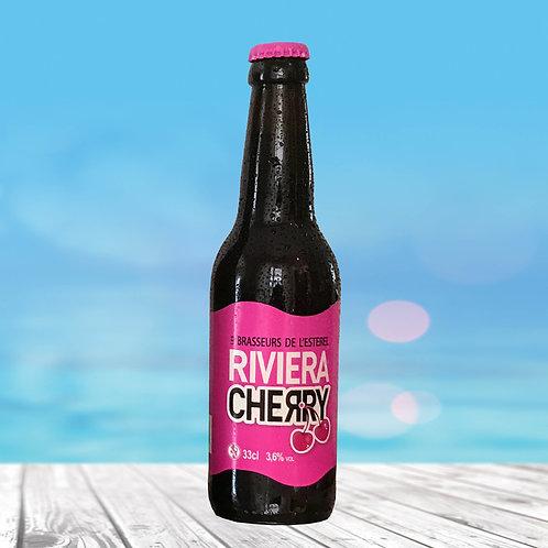 Bouteille 33cl Riviera Cherry