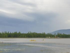 Toilogt lake