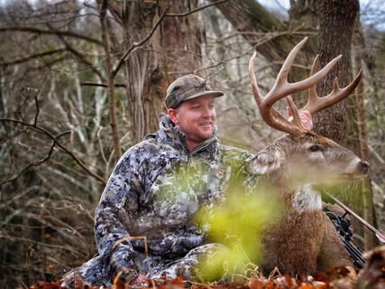 Ohio Whitetail, Archery Ohio, Deer, Bow Hunting