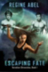 Escaping Fate (Veredian Chronicles Book 1) Cover