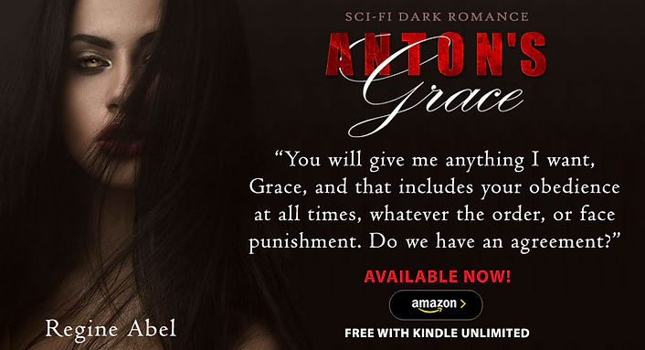 Anton's Grace (Sci-Fi Dark Romance)