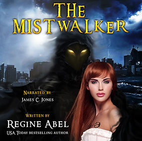 The Mistwalker Audiobook Cover