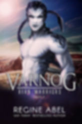 Book cover of Varnog (Xian Warriors 6)