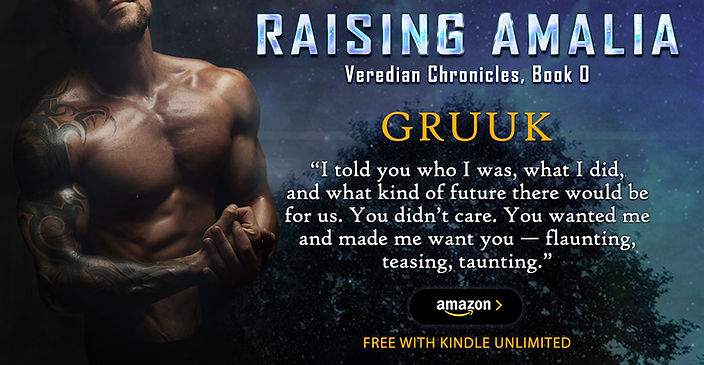 Raising Amalia (Veredian Chronicles Book 0)
