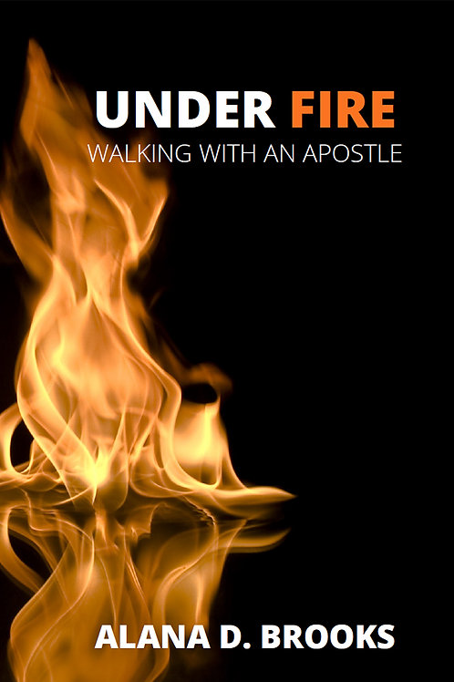 UNDER FIRE: WALKING WITH AN APOSTLE