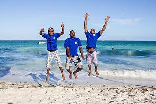 Diani Watersports 1 hour Kitesurfing taster trainer kite