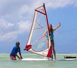 Diani Watersports 1 hour Windsurfer