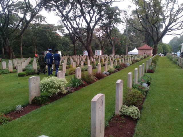 Commonwealth War Graves Commission Cemetery, Ngong, Nairobi