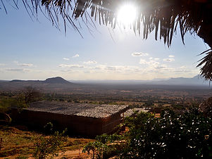 One night for a family of four at Camp Tsavo