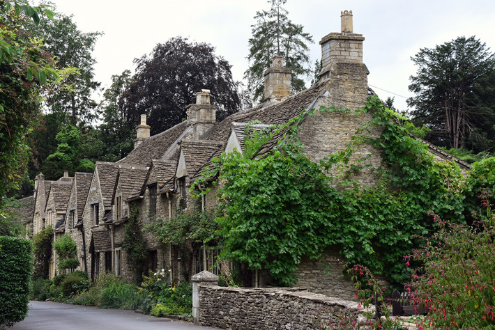 Castle Combe, the Cotswolds' cutest village?