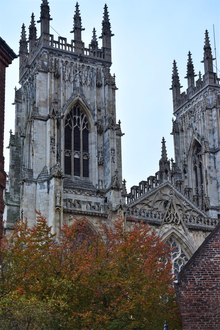 Autumnal heaven in York