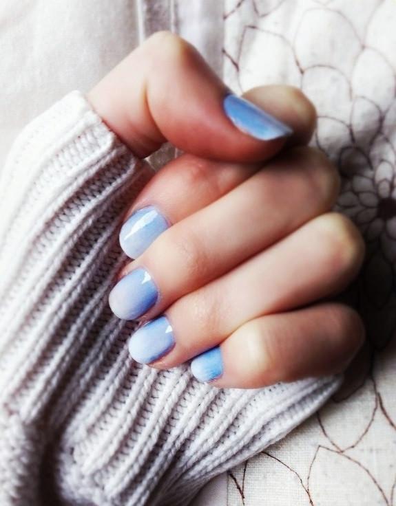 Winter Nails Four Ways