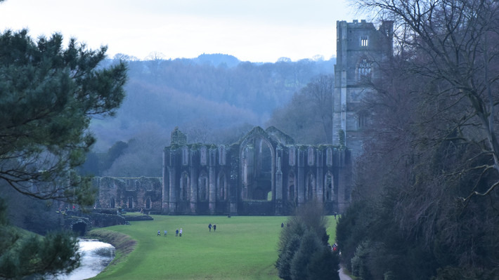 The Yorkshire Series: Fountains Abbey