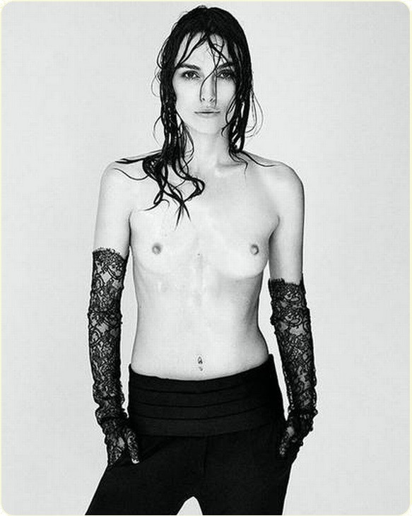 Keira Knightley Does Something Awesome