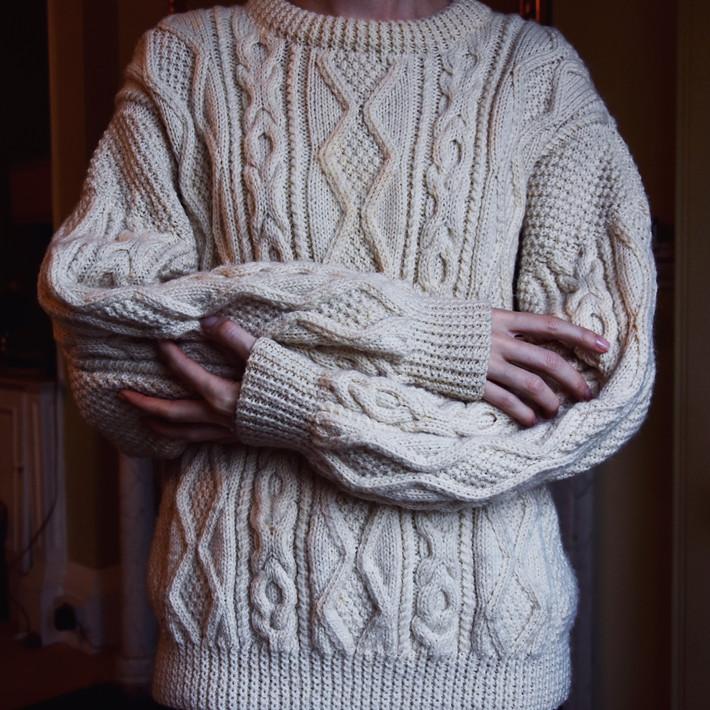 A winter jumper of dreams