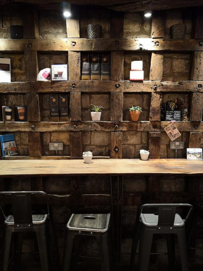 Antique Chic: York's best historic cafes