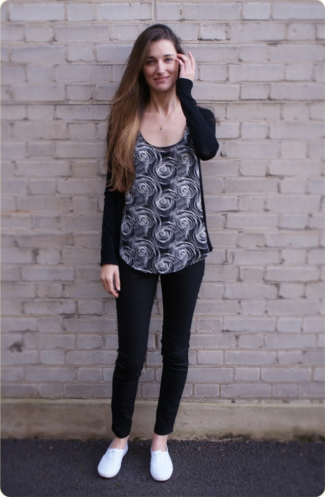 Black and White and Beautifully Basic