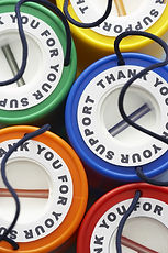 Colorful money boxes view from above.jpg