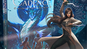 THE SEVENTH CADENCE by Jim Wilbourne Print and eBook Available Now!