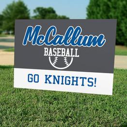 McCallum Baseball