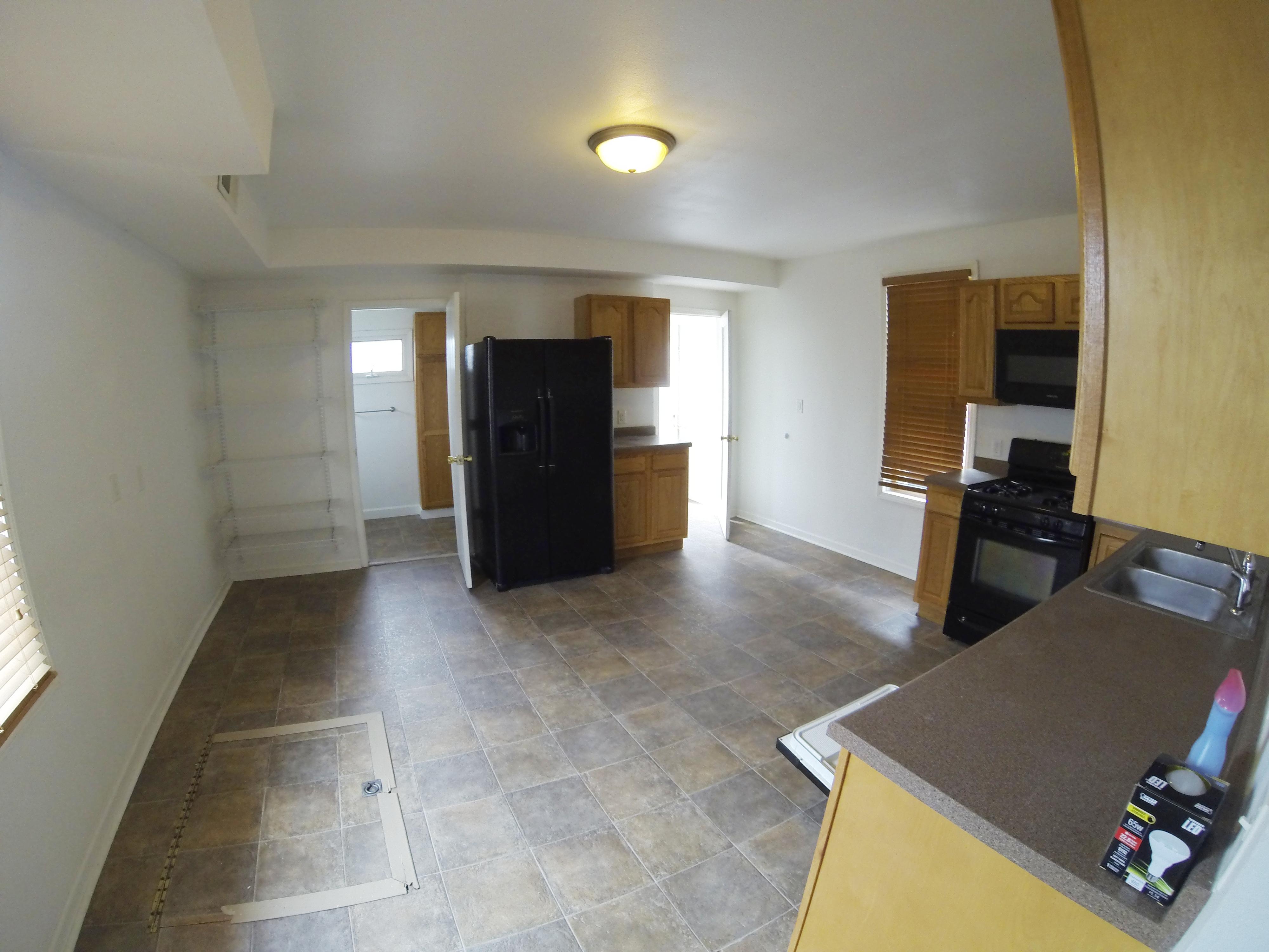 Kitchen -view 1