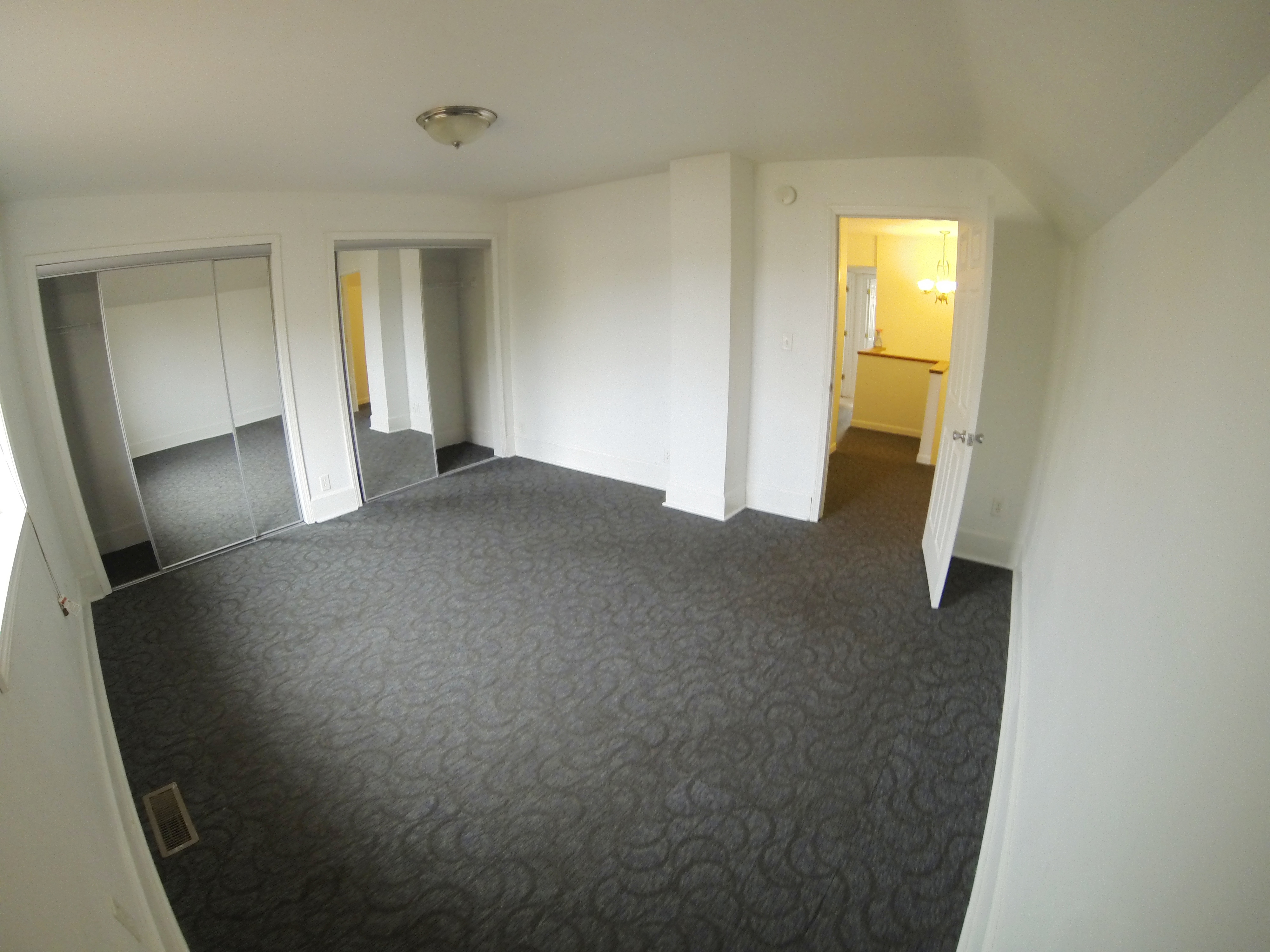 Upstairs Bedroom 1-view 2