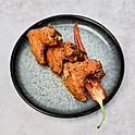 Roasted Chilli and Pepper Chicken Wings