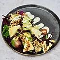 Halloumi and Avocado Salad 2.0 (V)