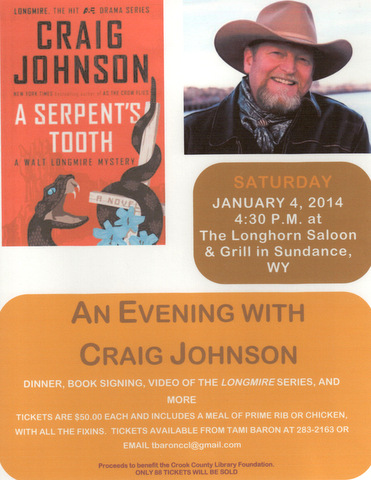 Craig Johnson Event