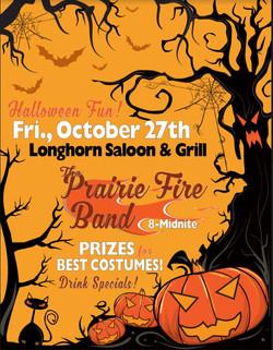 LH Halloween Band