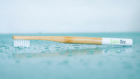 Eco Bru Bamboo Toothbrush