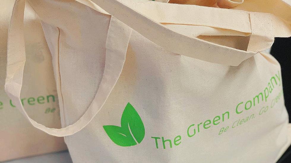 The Green Company Shopping Bag