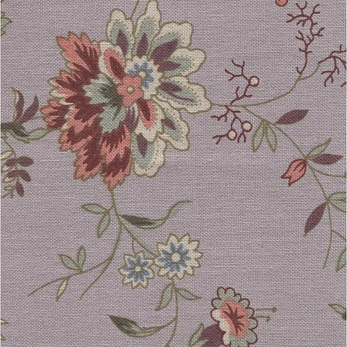 Dutch heritage chintz- lavender 2032