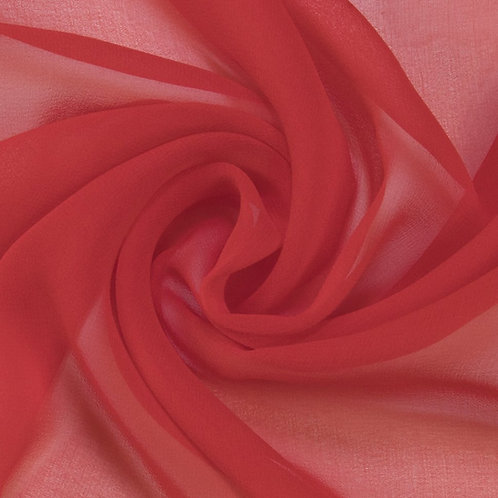 Georgette 40g-red