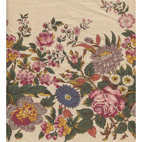Dutch heritage chintz- 2062