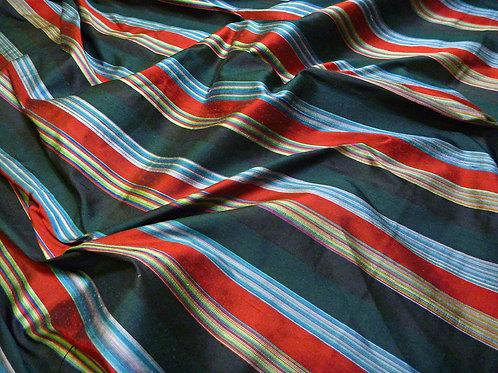 Stripe-red black blue 40