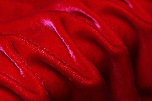 Silk Velvet-red