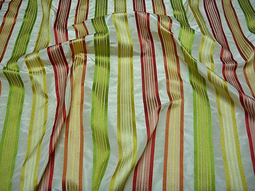 Stripe-yellow red