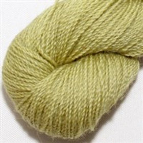 Strong wool embroidery thread-light green