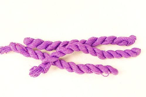 Silk embroidery thread-light purple 15