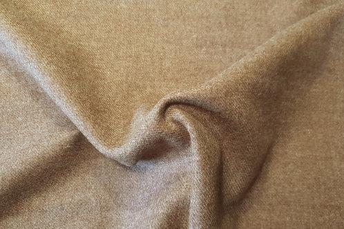 English wool twill- light brown