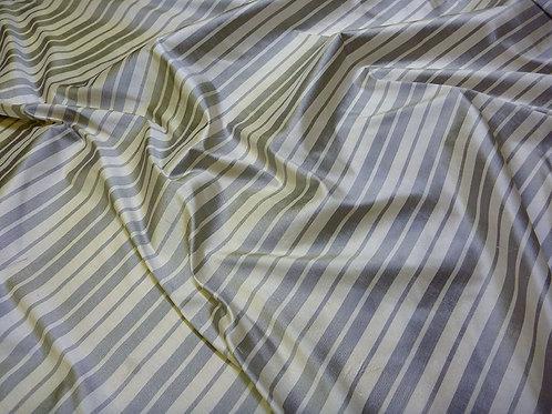Stripe-gray white