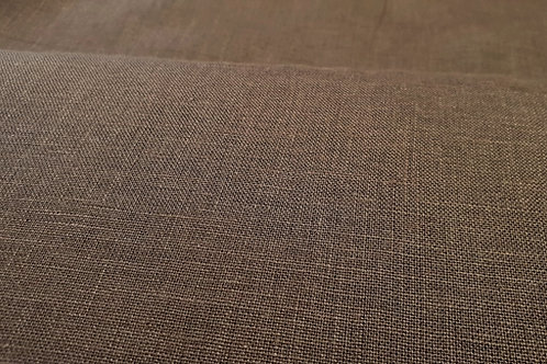 Medium prewashed linen 185g-brown