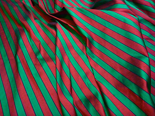 Stripe-red green