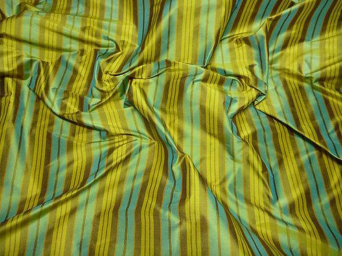 Stripe-yellow blue