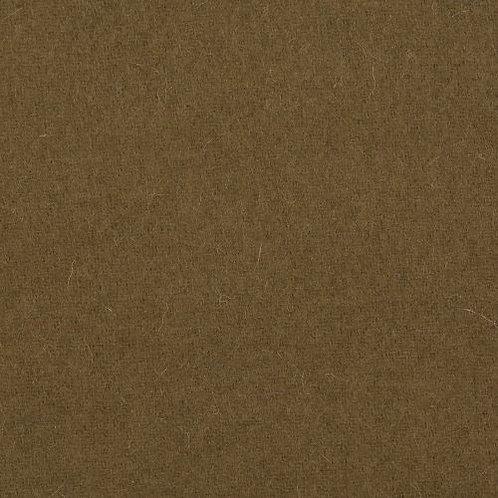 Wool twill-light brown