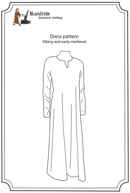 Sewing pattern-viking dress