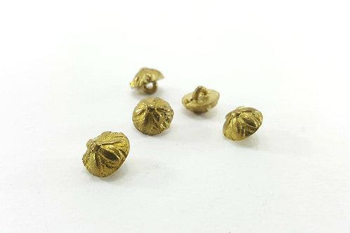 Brass button-12mm